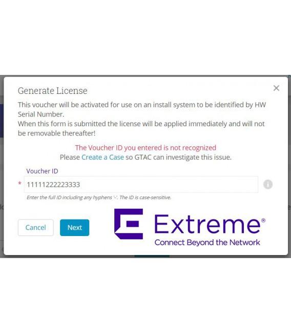 1024 Licencias ADP para NX-9000