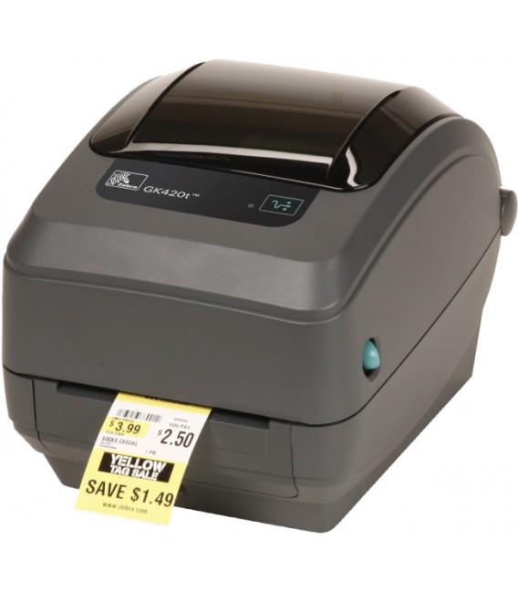 Impresora de Etiquetas, Transferencia Termica  GK421