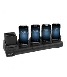 Base de carga 4 dispositivos y un máximo de 4 baterías  TC51 / TC56