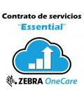 Contrato de servicios Zebra Essential 3
