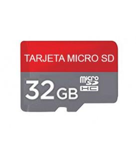 Tarjeta de memoria S microSDHC de 32 GB