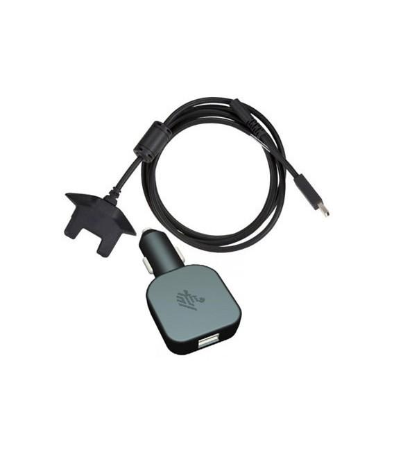 PACK AUTO  Cable usb + Cargador mechero