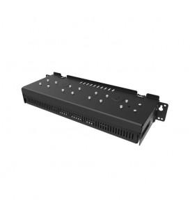 """Bandejas formato rack 19"""" para montaje de bases de carga"""