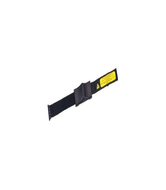 KT-STRPT-RS507-10R  Correas de velcro de cebra, 10 uds