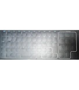 Overlay emulación 5250 para teclado VC5090