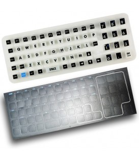 KIT VC5090 Membrana de teclado y overlay 5250