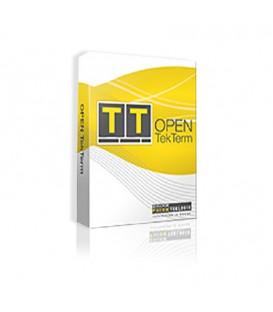 Licencia TekTerm C-OTT-WINCE