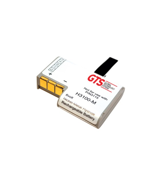 GTS Replacement Battery for Zebra PDT3100 Series Scanners.