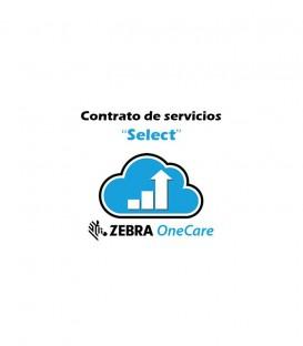 Contrato de servicios Zebra Select 3Y