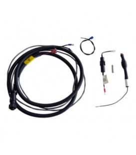 Power Extension Cable DC, 6', waterproof - Includes Screen Blanking feature