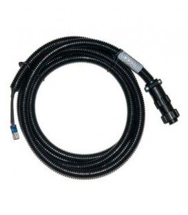 Power Extension Cable, DC, 6', waterproof