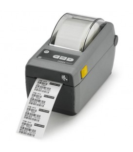 """Zebra ZD410, 2"""" DT, USB. BT, 802.11ac"""