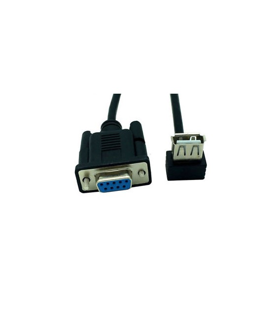 Cable - RS232: DB9 Female Connector