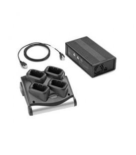 KIT-SAC9000-4001ES  cargador de batería de cuatro ranuras