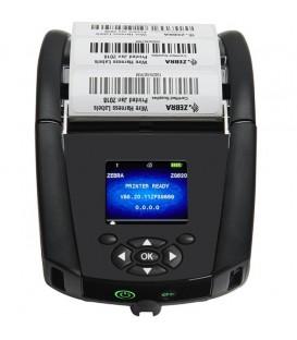 Zebra DT Printer ZQ620 3'', 802.11AC / BT4.x