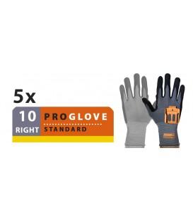 ProGlove gloves, 5 pairs